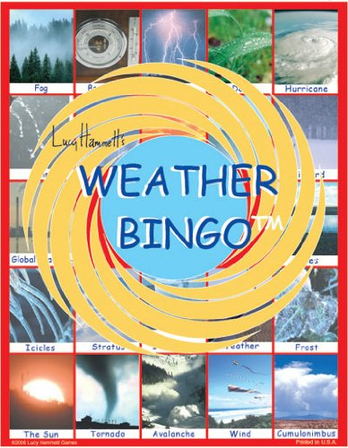 Weather Bingo Educational Game