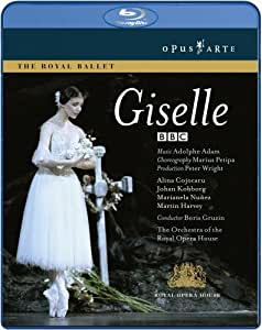 Adam;Adolphe Charles Giselle [Blu-ray] [Import]