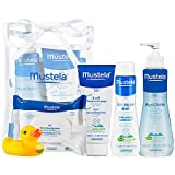 Mustela Bath Time Essential Set, 5 Pieces 1 set