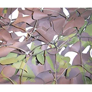 14ftx7ft Genuine Army Camouflage Netting - Military Camo Net