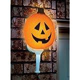 Amazon Com Seasons Sparkling Pumpkin Porch Light Cover