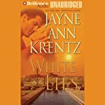 White Lies: Arcane Society, Book 2 (       UNABRIDGED) by Jayne Ann Krentz Narrated by David Colacci, Kathy Garver