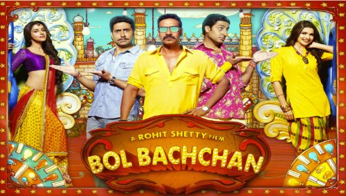 Bol Bachchan (2012) (Hindi Movie / Bollywood Film / Indian Cinema DVD)