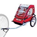Allen Sports Single Child Steel Bicycle Trailer