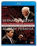 NHKクラシカル ハイティンク指揮 ロイヤル・コンセルトヘボウ管弦楽団 ペライア [Blu-ray]