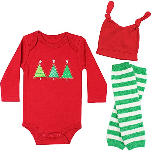 juDanzy Halloween & Christmas Baby Gift Box outfit set
