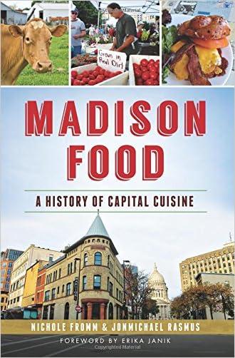 Madison Food: (American Palate)
