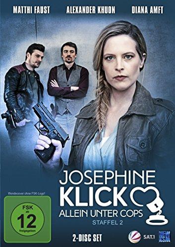 Josephine Klick - Staffel 2 (2 Discs)