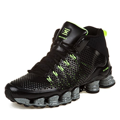 pictures of nike shox TLX MID SP mens trainers 677737 sneakers shoes (uk 9  us