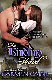 The Kindling Heart [2nd Edition] (The Highland Heather and Hearts Scottish Romance Series)