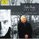 Brahms: Vier ernste Ges�nge; Lieder