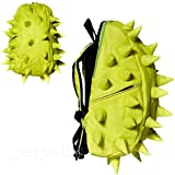 MadPax Luggage Spiketus Rex Dinosaur Lime Green Fullpack Backpack Back Bag-Brand New with Tags!