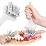 Save - $7.77 - Meat & Poultry Tenderizer, BBQ, Kitchen & Dining, Stainless Steel Blades & Hammer Tool & Gadget Sets Utensils