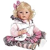 Adora Dolls Baby Doll, 20-Inch Cat's Meow-Inch Light Blonde Hair/Blue Eyes