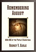 Remembering August (Triple C Ranch Saga)