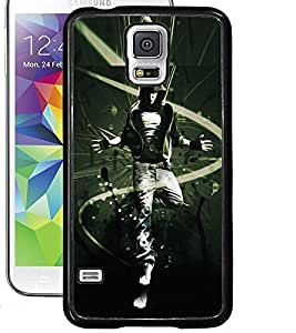 ColourCraft Dancing Boy Design Back Case Cover for SAMSUNG GALAXY S5