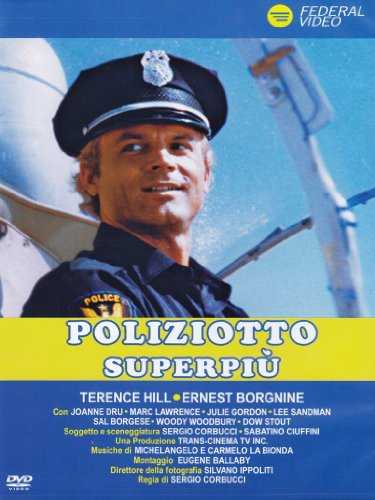 Poliziotto Superpiù (Dvd)