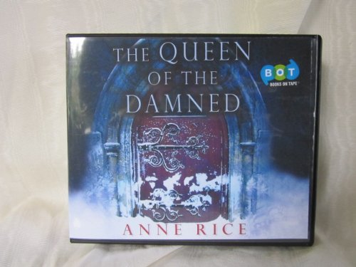 The Queen of the Damned by Anne Rice Unabridged CD Audiobook (Blood Canticle Anne Rice compare prices)
