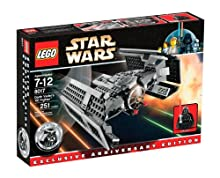 LEGO Star Wars Darth Vader s TIE Fighter 8017