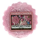 Yankee Candle Wax Tarts, Snowflake Cookie
