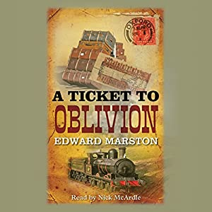 A Ticket to Oblivion Audiobook