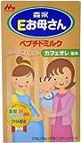 Eお母さんペプチドミルクカフェオレ風味 18g×12本