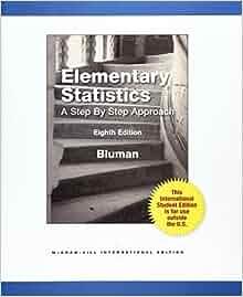 elementary statistics bluman 8th edition free pdf download