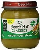 Beech-Nut Classics, Garden Vegetables, 4 Ounce (Pack of 10)