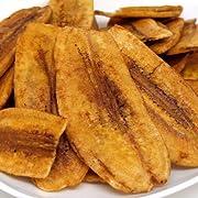 フィリピン産 ロングトースト バナナチップ(ローストバナナチップ) 1kg(500g×2袋)入り (チャック袋)