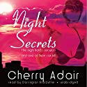 Night Secrets (       UNABRIDGED) by Cherry Adair Narrated by Carrington MacDuffie