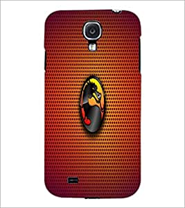 PrintDhaba Dragon D-1712 Back Case Cover for SAMSUNG GALAXY MEGA 6.3 (Multi-Coloured)