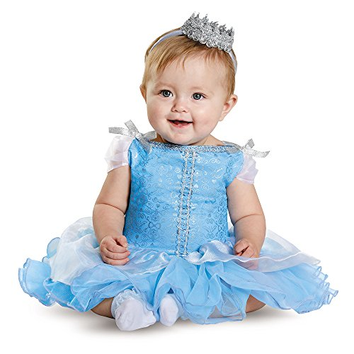 Baby Girl Cinderella Infant Costume