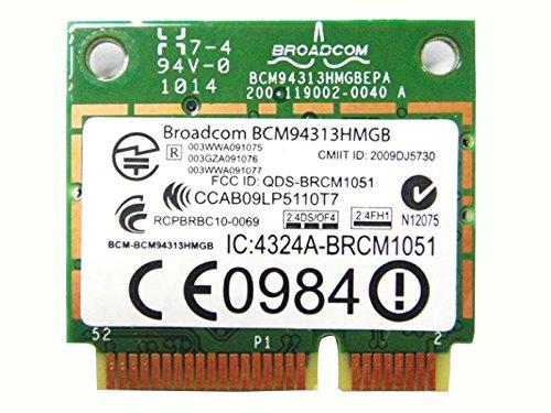 Broadcom Bcm94313Hmgb Bcm4313 Bt Half Mini Pci-E Bluetooth Wireless Wifi Card 802.11 B G N