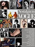 img - for Nostalgia in Vogue book / textbook / text book