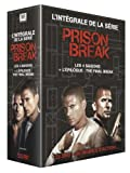 echange, troc Prison Break - L'intégrale des 4 saisons + l'épilogue The Final Break