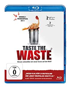 Taste the Waste [Blu-ray]