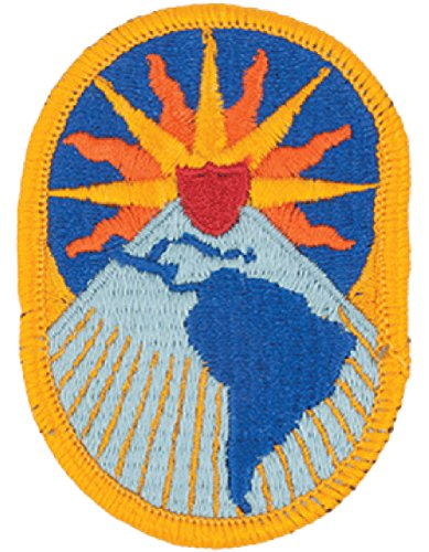 U.S. Army Southern Command - Full Color Dress Patch