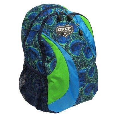 Grip By High Sierra Peacock Print Backpack - 1