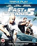 Fast & Furious 5 - (Blu-ray + DVD) [Region Free]
