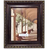 Lawrence Frames 183180 Venice Bronze Picture Frame, 8 by 10-Inch