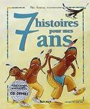 7 histoires pour mes 7 ans (1 livre + 1 CD audio)