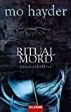 Ritualmord: Psychothriller