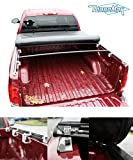 TONNOMAX TC-MLR03 SOFT ROLL UP TONNEAU COVER FOR CHEVROLET/GMC S-10/SONOMA 6FT BED 1994-2004