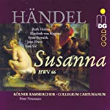 Susanna: Oratorio in Three Parts