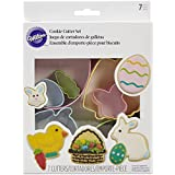 2308-4457 Wilton 7-Piece Easter Cookie Cutter Set