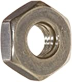 316 Stainless Steel Hex Nut, Right Hand Threads, Meets ASME B18.6.3, Inch