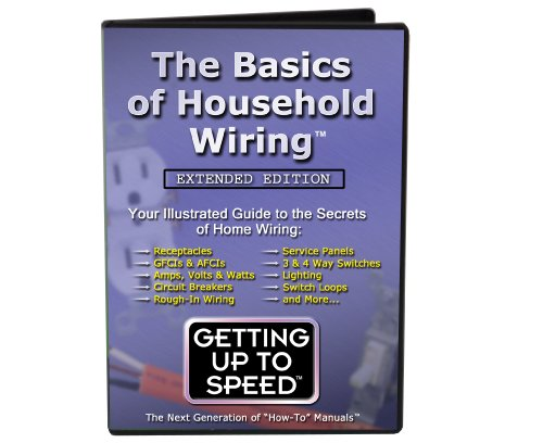 The Basics of Household Wiring - Extended Edition DVD for 2010 Residential Wiring - Mass Media Group - AZ-MM5922 - ISBN: B002KQOCLK - ISBN-13: 0798304064940