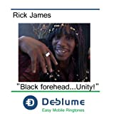 Rick James - This Ring Imprinted In His Forehead for At Least a Week... Unity! Dave Chappelle - Single