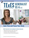 img - for TExES Generalist EC-6 (191) (TExES Teacher Certification Test Prep) book / textbook / text book