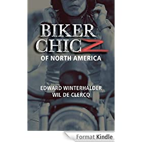Biker Chicz of North America (English Edition)